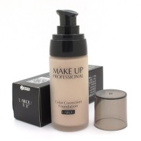 LAIKOU BB Cream Foundation Make Up - 03 Deep Beige