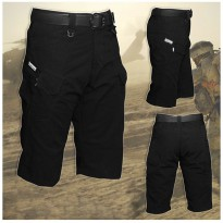 Blackhawk Celana Pendek Tactical Blackhawk Military Outdoor - Hitam