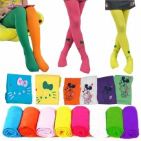 Korean Style Stockings Anak Hello Kitty / Minnie Mouse