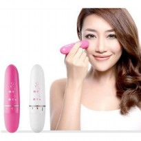 Face Lift and Eye Mini Massage Pen / Pena Pijat - Pink