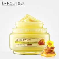 LAIKOU Krim Wajah Honey Anti Aging Nourishing Skin Care 115g - Yellow
