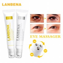 LANBENA Serum Mata Peptide Wrinkle Serum + Snail Repair Eye Serum 20ml 2PCS