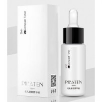Pilaten Serum Wajah Pore Skin Compact Toner 30ml