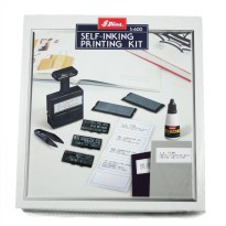 Stempel Shiny Self-Inking Printing Kit S-600