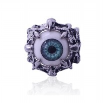 Cincin Dragon Claw Evil Eye Stainless