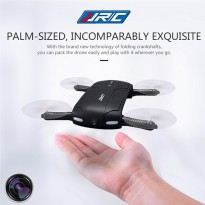 JJRC H37 ELFIE WIFI RC Quadcopter Selfie Foldable 2MP Camera Hitam