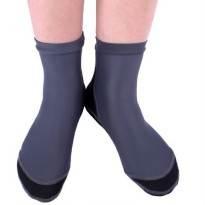 Dive And Sail Kaos Kaki Selam Scuba Diving Socks Size L - Black