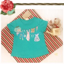 Zara Baby Girl Rabbit Tosca Color Tosca For Girls Age 3M - 6M
