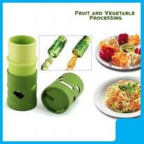 Veggie Magic Fruit Vegetable Processing Device pengiris pemotong buah