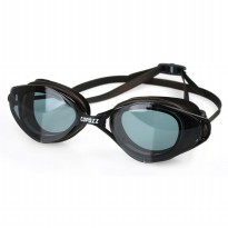 Kacamata Renang Anti Fog UV Protection - GOG-3550 - Black/Transparant