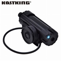 Kastking Fishing Alarm Pancing Bell Electronic Sound - Black