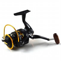YA5000 Reel Pancing 13 Ball Bearing - Black/Yellow