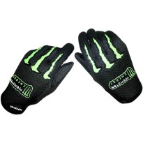 Sarung Tangan Sporty Full Finger - Black