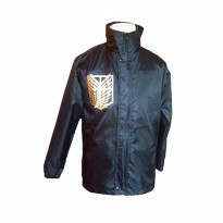 Jaket Anime Parasut SNK - Attack On Titan