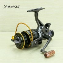 YUMOSHI MG6000 Reel Pancing 11 Ball Bearing - Black