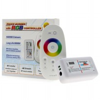 Remote Controller Wireless LED Colorful RGB 12V - White