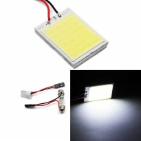 Lampu Mobil LED T10 24 SMD 1PCS - White