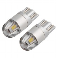 Lampu Mobil LED T10 W5W 2 SMD 3030 2PCS - White