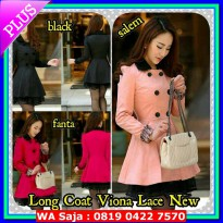 Long Coat Viona Lace New