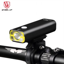 Wheel UP V9C Lampu Sepeda LED Cree XPG 400 Lumens - Black