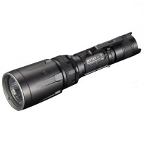 NITECORE SRT7GT Senter LED CREE XP-L HI V3 1000 Lumens - Black