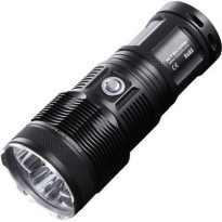 NITECORE TM15 Senter LED CREE XM-L2 2650 Lumens - Black