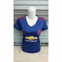 Baju Bola / Jersey Grade Ori Manchester United MU Away Ladies 16/17