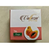 Sabun Wajah Pepaya Valleza Face Soap