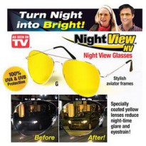 Night View Glasses Nightvision Kacamata Anti Silau Malam