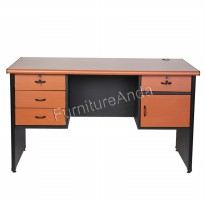 Meja Kantor / Meja Kerja / Office Table / Office Desk CONCEPT OD 7514F