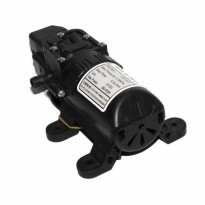 Pompa Air Elektrik High Pressure 12V - Black