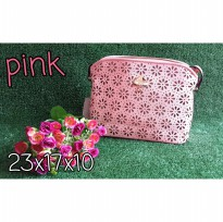 Kate Spade Perforated Mandy Pink (Import Quality)