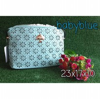 Kate Spade Perforated Babyblue (Import Quality)