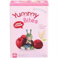 Yummy Bites Baby Rice Crackers 25 gram