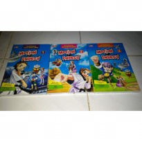 Set Science Adventure Motion and Energy 1-3 Sifat Magnet Tuas Listrik