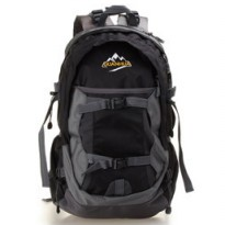 Guanhua Tas Ransel Mountaineering 35L - Black