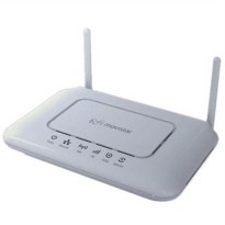 Movistar ASL 26555 OpenWRT ADSL + Network Storage + 3G Wireless Router + WiFi Hotspot - White