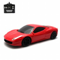 Mainan Remote Control RC Car Red Spider