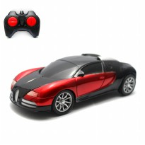 Mainan Remote Control RC Red Veyron