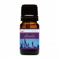 Withuherbal Lavender Pure Essential Single Oil Undiluted 5 ml