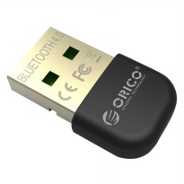 Orico Bluetooth 4.0 Receiver Dongle - BTA-403 - Black