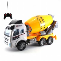 Mainan Remote Control Extreme Giant Cement Truck
