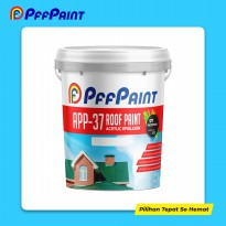 Cat Genteng APP Roof Paint Ukuran 20 Kg - Cat Atap