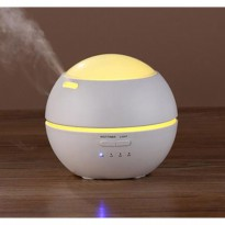 Aromatherapy Air Humidifier Pelembab Udara 150ml - White