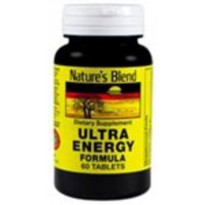 [macyskorea] Natures Blend Ultra Energy Formula 60 Tablets/6689447