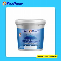 Cat Pelapis Waterproof PFF Paint 0.8 Kg - Cat Anti Bocor