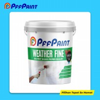 Cat Dasar Weather Fine Solvent Base Primer Sealer 1 Liter Warna Putih - Cat Rumah