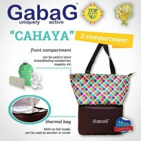 GABAG COOLER BAG - CAHAYA