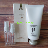 The History of Whoo Seol Brightening Cleansing Foam share 30ml