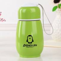 Botol Thermos Anak Stainless Steel 300ml - Green